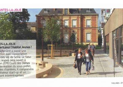 Cours des dames Yvelines, 2017