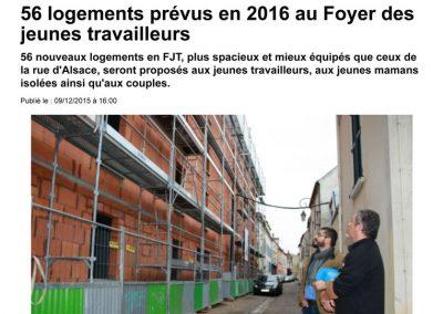 Mantes-la-Jolie. 56 logements prévus en 2016 au Foyer des jeune
