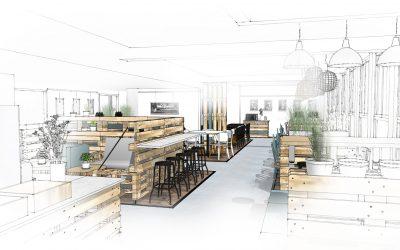Le nouveau quai 21 : bien plus qu'un restaurant !