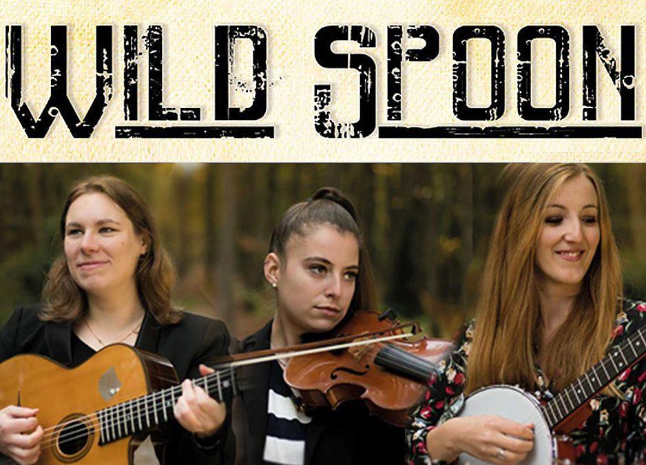 Trois musiciennes aux multiples instruments